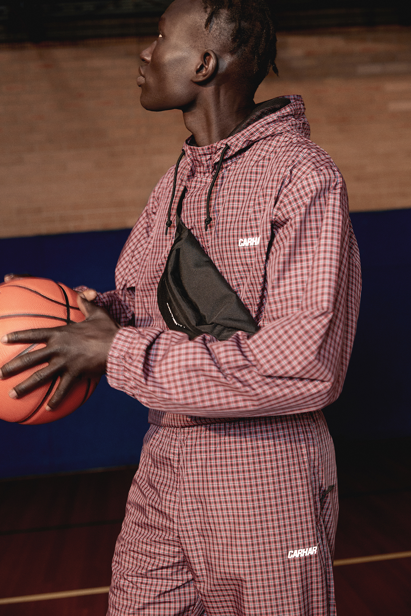 Gabriel Khamis wears Carhartt for The Iconic sport campaign