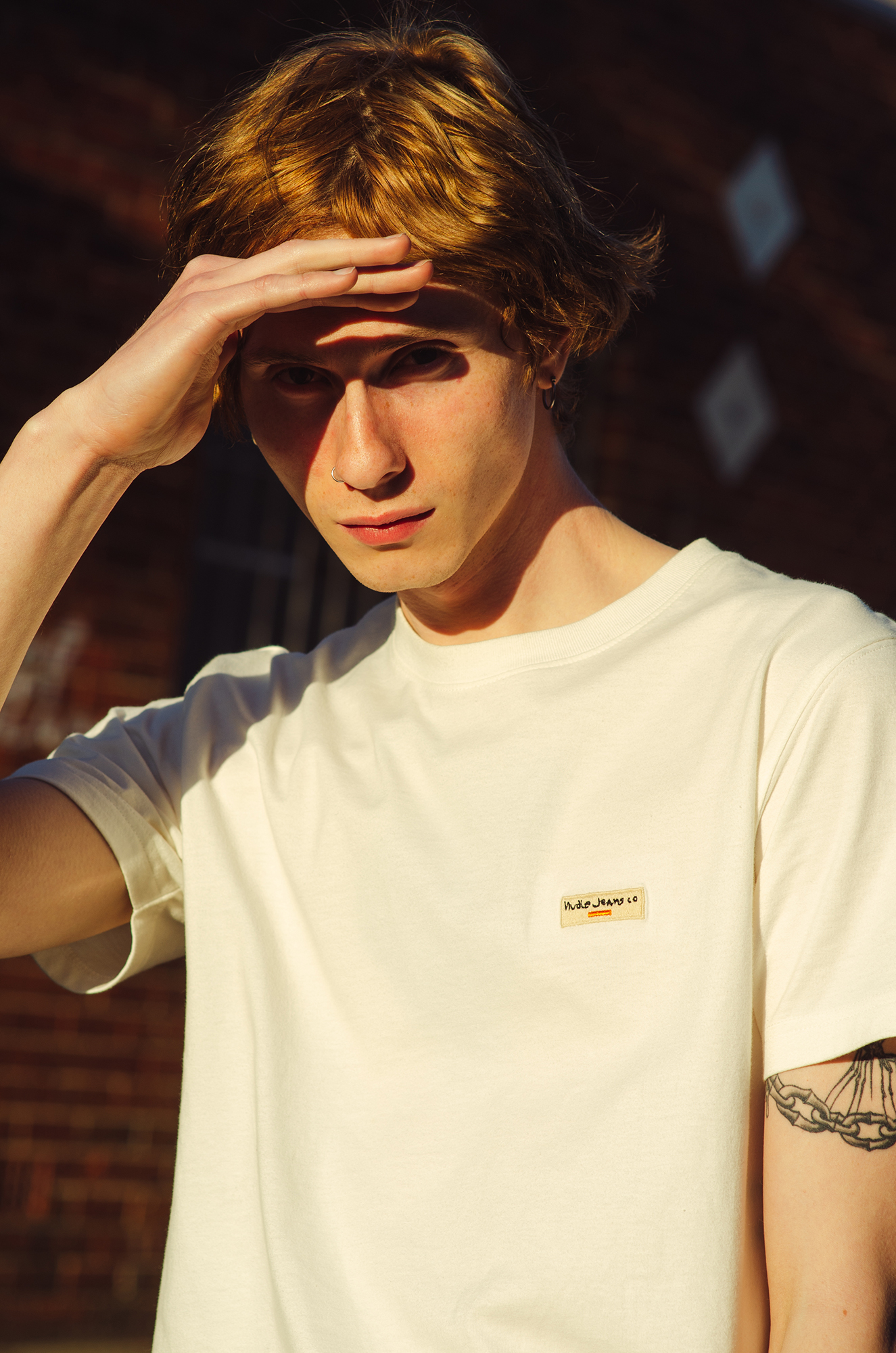 Aston Creus for Well Made Clothes ethical menswear campaign