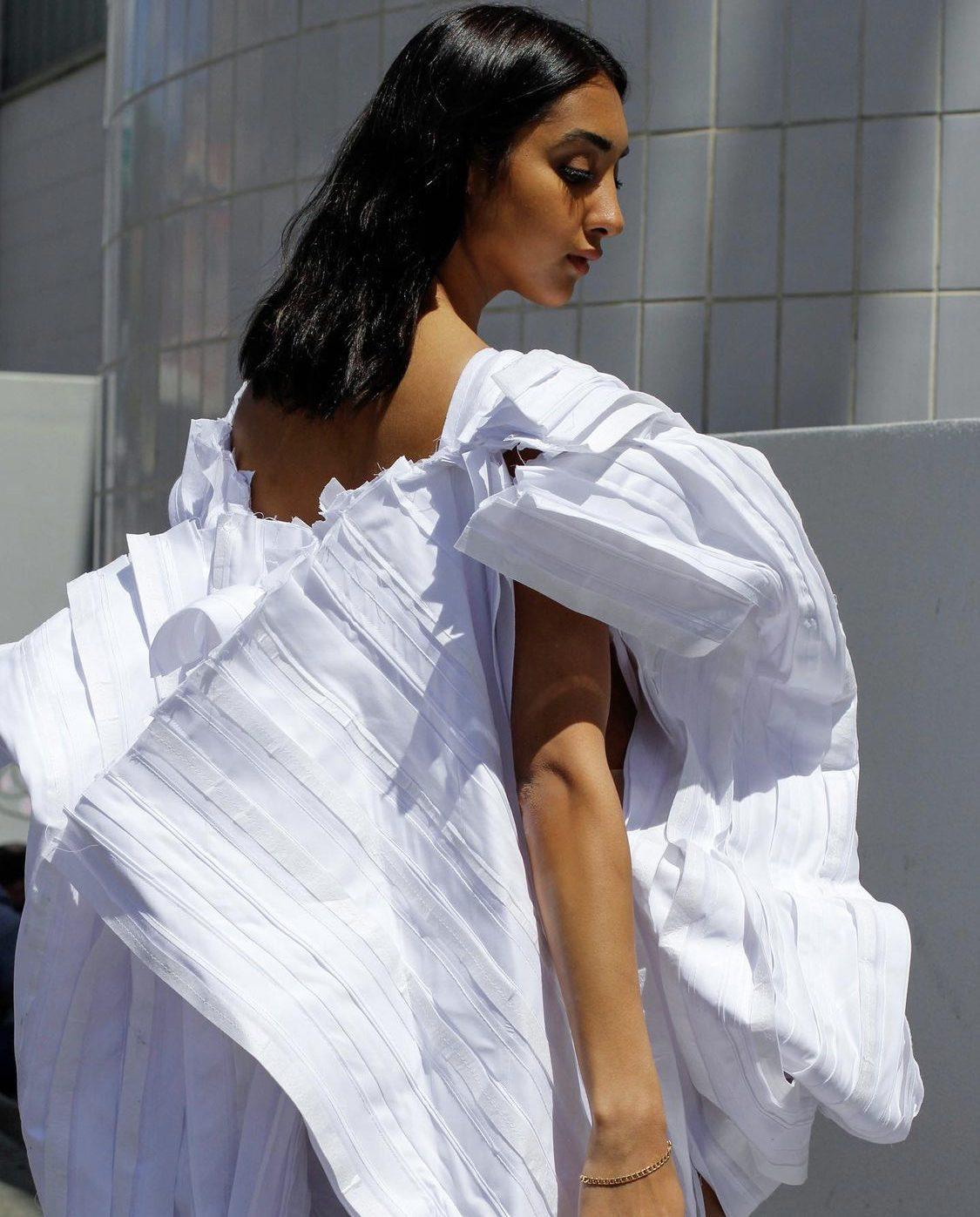 NEUE model Megha Mehta for KCB